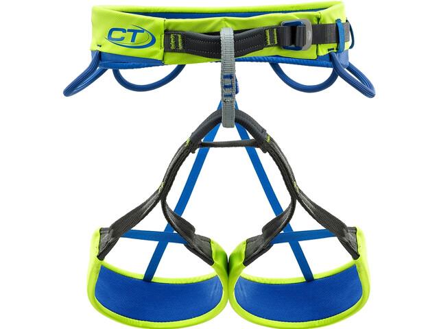 Climbing Technology Quarzo Harnais d'escalade XL, green7blue